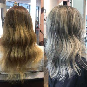 färga håret göteborg